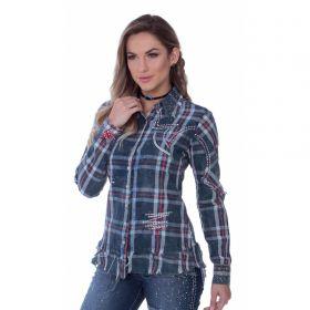 Camisa Zenz Western Colorado