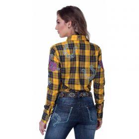 Camisa Zenz Western Mary
