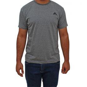 Camiseta 2K Jeans Básica Cinza