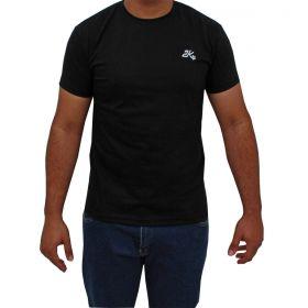 Camiseta 2K Jeans Básica Preta