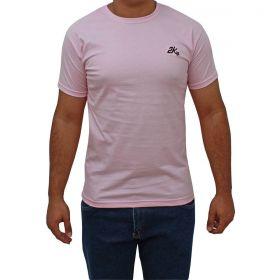 Camiseta 2K Jeans Básica Rosa