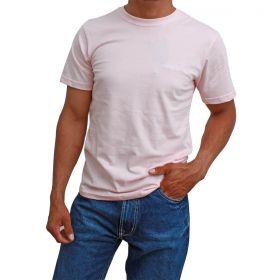 Camiseta Indian Farm Básica Rosa