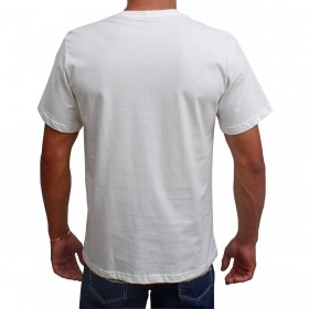Camiseta Indian Farm Masculina Bege