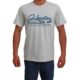 Camiseta Indian Farm Masculina Cinza