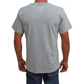 Camiseta Indian Farm Masculina Cinza Original