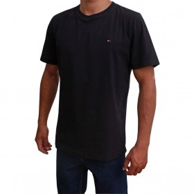 Camiseta Masculina Riverton Báscia Preta