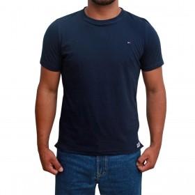 Camiseta Masculina Riverton Básica Azul Marinho