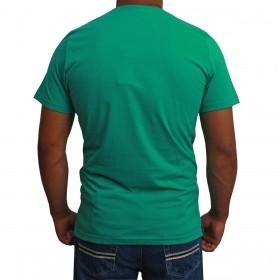 Camiseta Masculina Riverton Básica Verde