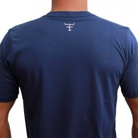 Camiseta Masculina Texas Farm Azul Marinho TXF