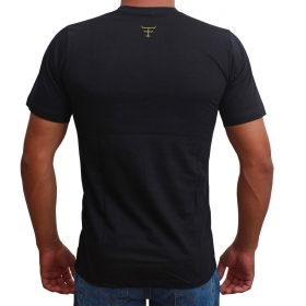Camiseta Masculina Texas Farm Preta Find Your
