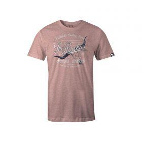 Camiseta Gringa´s Western Masculina Triblend Red
