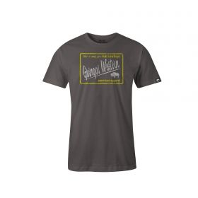 Camiseta Gringa´s Western Masculina Tubular Maverick Charcoal
