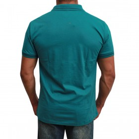 Camiseta Polo Wrangler Verde