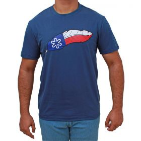 Camiseta Tuff Masculina Azul Marinho Pena Texas