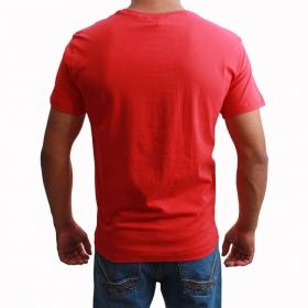Camiseta Wrangler Vermelha Original