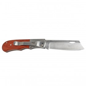 Canivete Ferreira Barretos Cabo De Madeira