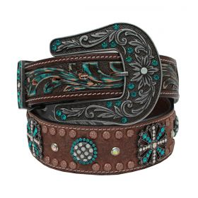 Cinto Arizona Belts Feminino Azul