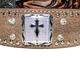 Cinto Arizona Belts Castanho 7098
