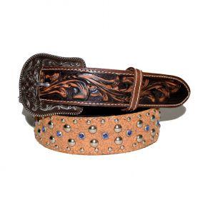 Cinto Arizona Belts Marrom 7095