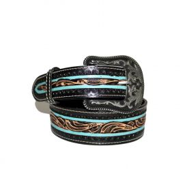 Cinto Arizona Belts Preto 7101