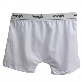 Cueca Boxer Wrangler Branca