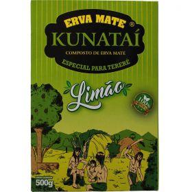 Erva Kunataí Para Tereré Limão