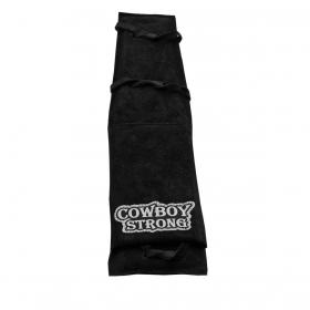 Feltro Cowboy Strong Para Corda Americana Preto