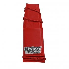 Feltro Cowboy Strong Para Corda Americana Vermelha