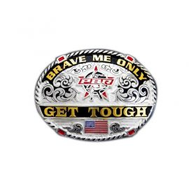 Fivela PBR Get Tough USA 22-270 Master
