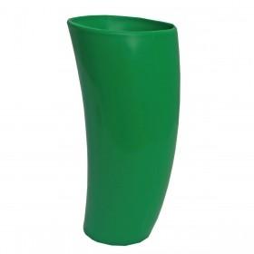 Guampa De Plástico Verde