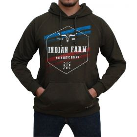 Moletom Indian Farm Masculino Verde Authentic
