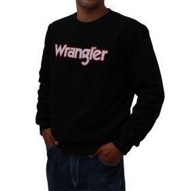 Moletom Wrangler Masculino Nacional Preto