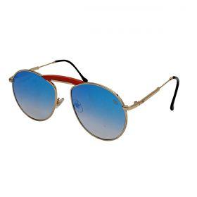 Óculos Shine Western De Sol Espelhado