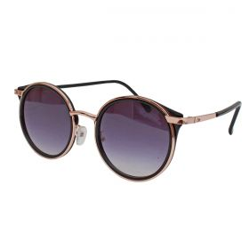 Óculos Shine Western De Sol Redondo
