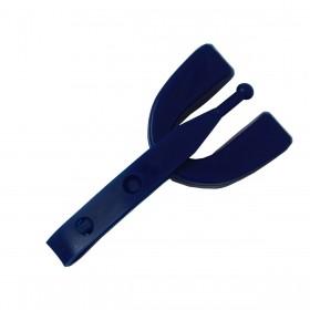Protetor Bucal Simples Wilson Azul