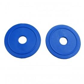 Protetor De Borracha Para Freio Azul
