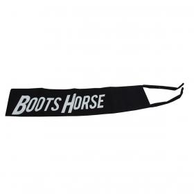 Saco Para Rabo Boots Horse Preto Com Logo