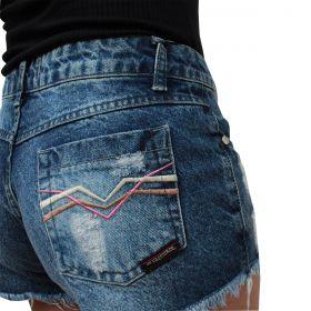 Short Os Vaqueiros Jeans
