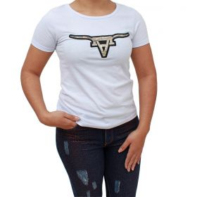 T-Shirt Feminina All Hunter Branca