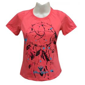 T-Shirt Feminina Stayrude Filtro Do Sonhos