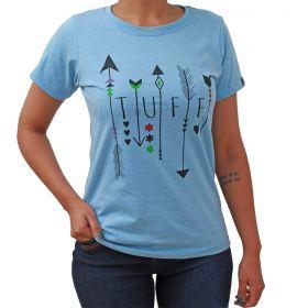 T-Shirt Tuff Azul Malibu