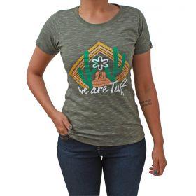 T-Shirt Tuff Verde Militar Desert
