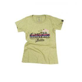 T-Shirt Tuff Verde Silk Malibu