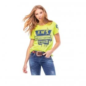 T-Shirt Zenz Western