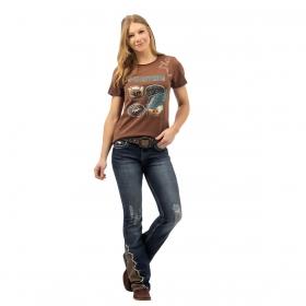 T-Shirt Zenz Western Alma (PRÉ VENDA)