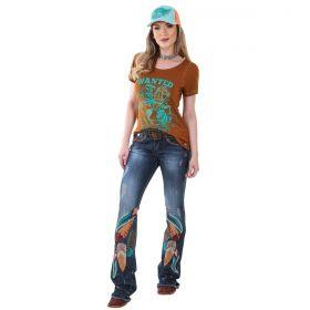T-Shirt Zenz Western Country