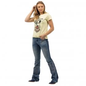 T-Shirt Zenz Western Dixie En Mexico (PRÉ VENDA)