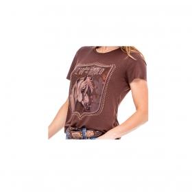 T-Shirt Zenz Western MGM
