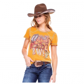 T-Shirt Zenz Western On The Road