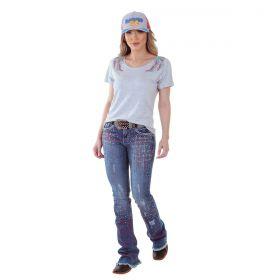 T-Shirt Zenz Western Pin Up